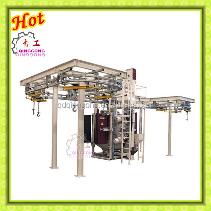 Metal Surface Polishing Machine/Shot Blasting Machine Manufacturer