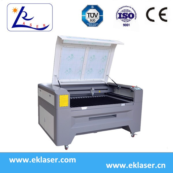 1390 cnc co2 laser cutting metal machine photocopy machine