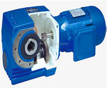 WS Right-Angle Worm Gearmotor for plastic extrusion