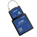 Container lock JT701, unlock container door by GRRS/SMS remotely or by RFID in spot