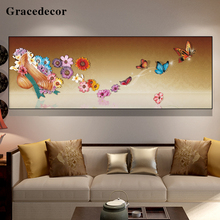 New Design Modern Decorative Butterfly Painting 3D Hanging Pictures
