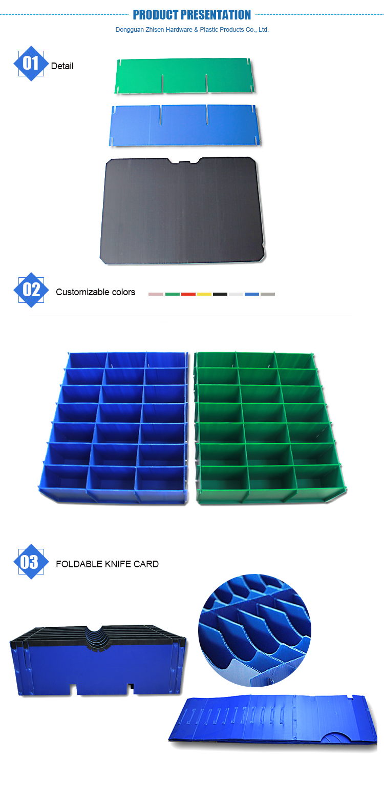 Pp Fluted Corrugated Plastic Sheet Corflute Glass Storage Box