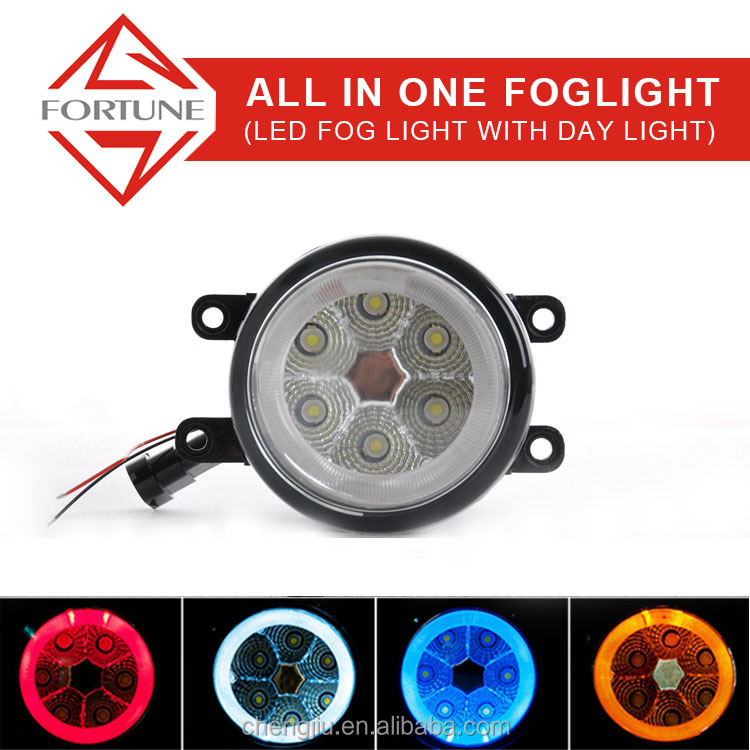 Top advertising toyota axio accessories led fog lamp