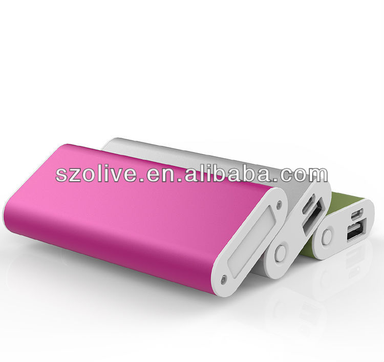new design 2000mAh battery external for mobile phone, samsung, psp