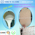 RTV liquid silicone for making artificial stone molds