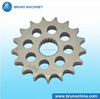 top quality high strength driven steel 13 teeth motorcycle front sprocket