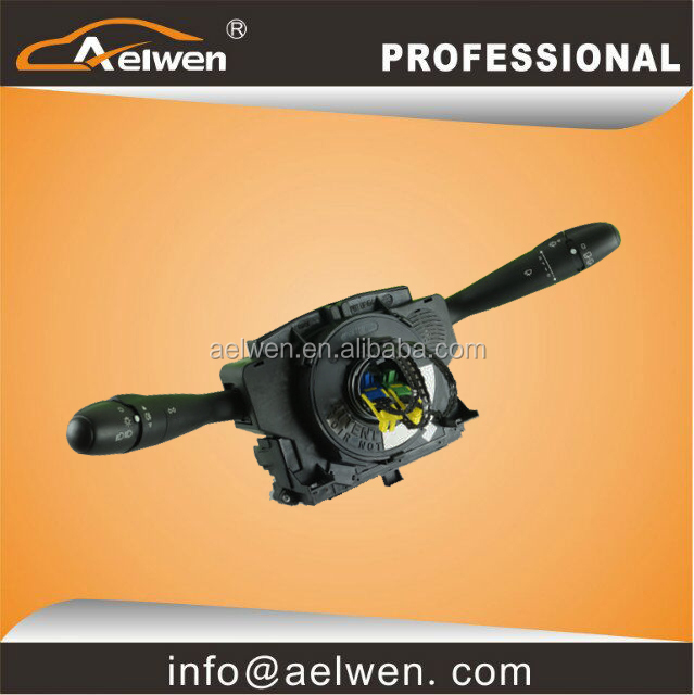 Aelwen Turn Signal Switch HeadLamp Switch for PEUGEOT 206 6239Q3, 6239WQ