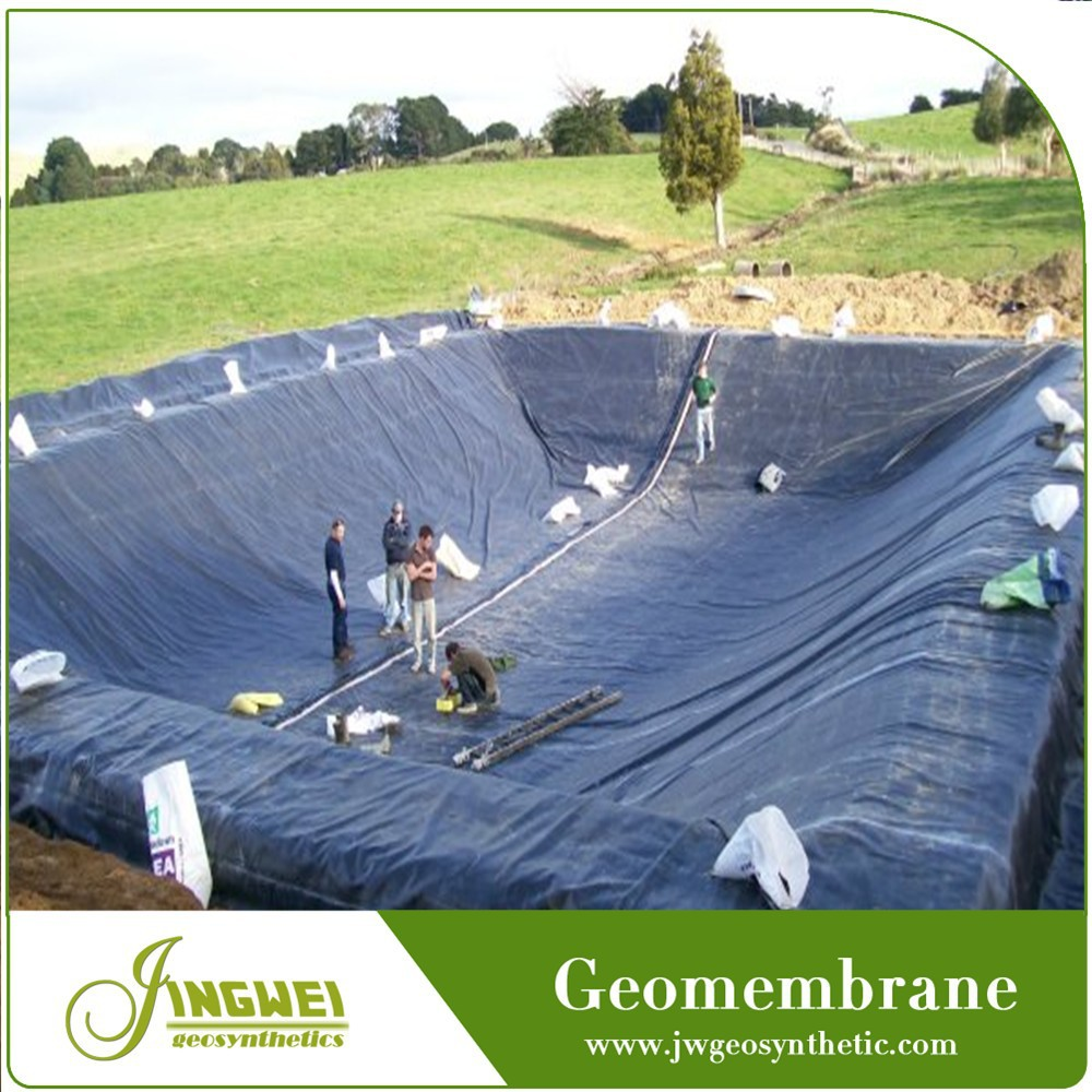 waterproofing plastic pond covers hdpe membrane sheet for ponds