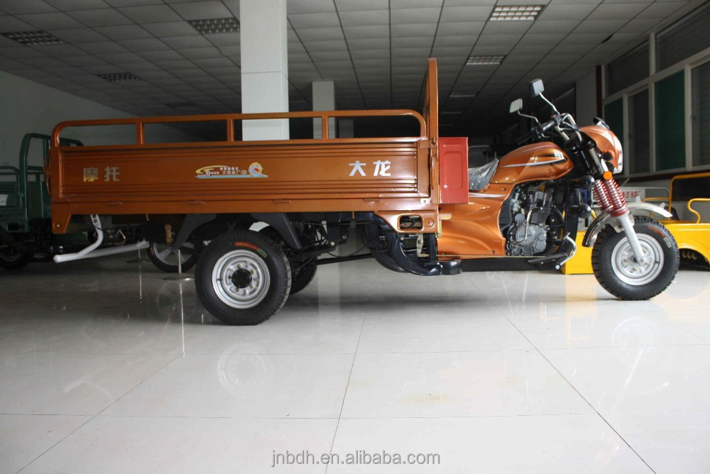 Motorcycle Truck 3 Wheel Tricycle for cargo