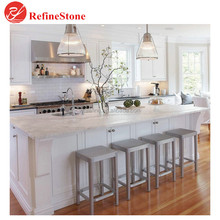 landscape white marble kitchen countertops ,natural stone chinese white marble table tops