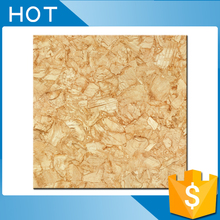 2016 low price yellow color wood plank look ceramic tile