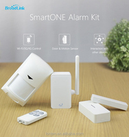 New Arrival Broadlink S1/S1C SmartOne Alarm&Security Kit For Home Smart Home Alarm System IOS Android Remote Control