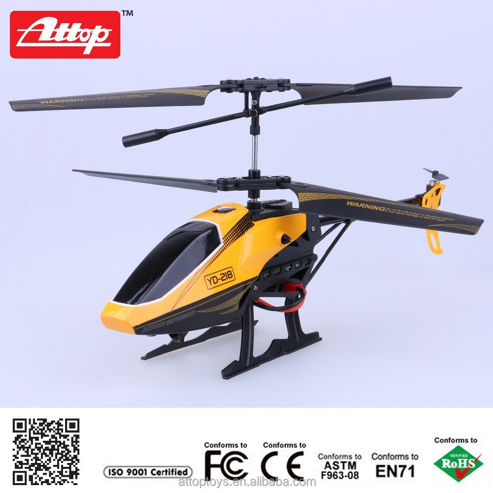 YD-218 NEW hot sell 3ch infrared rc helicopter long fly time