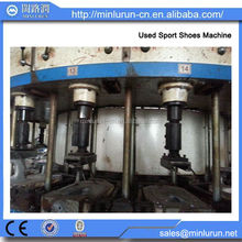 used sport shoes dip injection moulding machine with good price