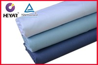plain dyeing polyester cotton fabric for shirt and pocket