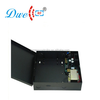 12V 5A Uninterrupted power supply access control metal box power supply 220v or 110V