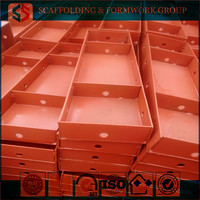 Manufacturer Provide Concrete Slab Formwork For Scaffolding Construction