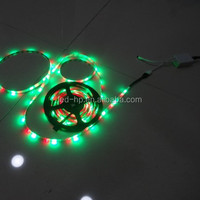 3528 flexible RGB bicycle led strip light with waterproof IP65