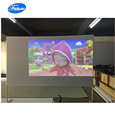 "120""16:9 Outdoor Projector screen with carry bag"