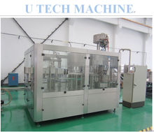 carbonated beverage can filling-sealing machine pet/aluminium