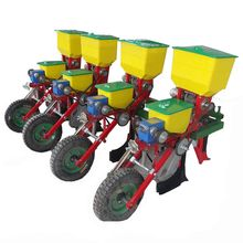 Farm amchinery tractor mounted corn seeder