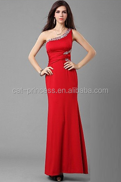 2014 long red rhinestones quinceanera prom dresses