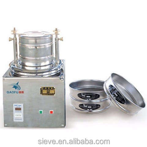 High Quality Lab Analysis Sieve for Soil Testing