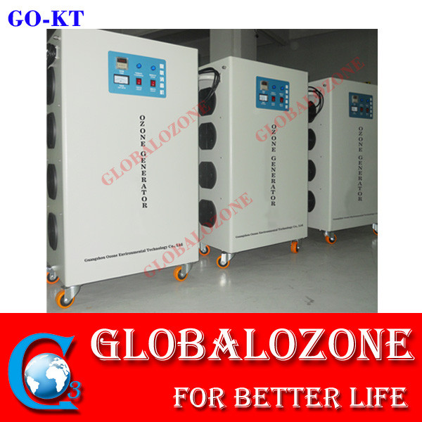 industrial ozone generator used for semiconductor production industry
