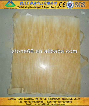 Chinese honey onyx tile