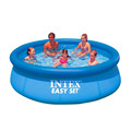 Intex 26176 Outdoor Children Adult Inflatable Above Ground Easy Set Swimming Pool