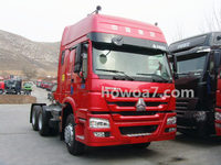 Sinotruk HOWO 6x4 Tractor Truck ZZ4257S3241V 371hp Head Truck competitive price