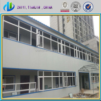 Best sale steel structure hotel building made by China reliable steel structure manufacture
