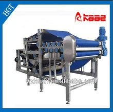 Industrial pineapple juice processing machines with ISO and CE