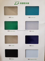 4mm/6mm/8mm/10mm/12mm twin wall/double wall green house polycarbonate PC sheets plastic sheet