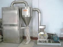 With CE no limited feeding size , moisture content no sieve fiber pulverizer machine to fine 150--2 micron