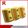 Plastic round road stud wholesale reflectors safety road