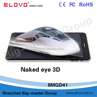 Good Voice android 3g smart phone Naked Eye 3D Tablet Pc