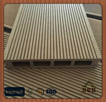Hot Sale Wood Plastic Composite Outdoor Deck Floor wood-plastic composite
