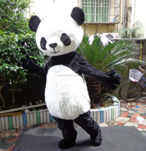 adult China panda mascot costume