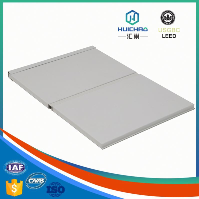 HC/Q China supplier high value fireproof safe insulated aluminum honeycomb core sandwich panel