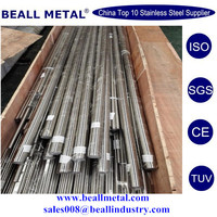 best price 1.4021 AISI420A STS420J1 SUS420J1 S4200 S42020 420S37 stainless steel round bars manufacturer