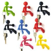 Magnetic Key Holder Hook For Home