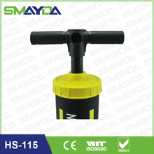 2016 HS-115 2*1.5L double action hand operated air pump