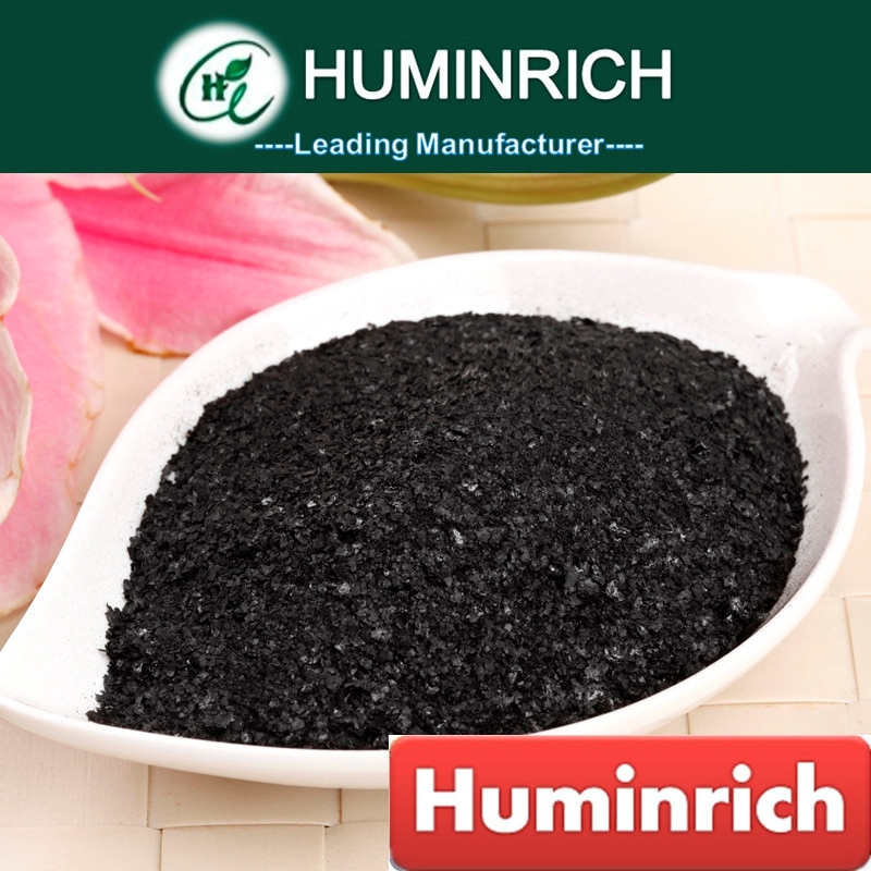 Huminrich quick release fertilizer alga flake