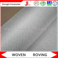 Economic and Efficient Fiberglass woven roving used fishing boats