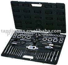 65 pcs American Standard tap and die set