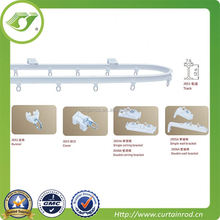 China sliding curtain wheel and rail