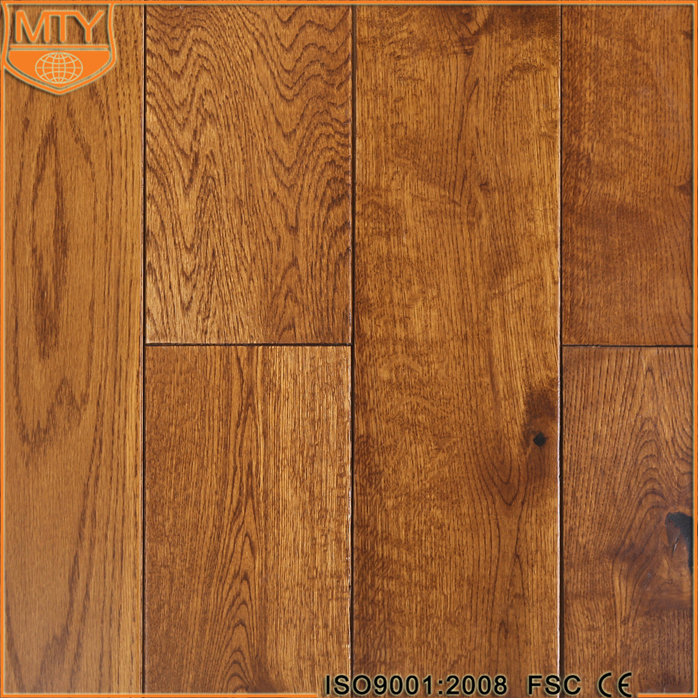 S-27 Hot Sale UV Lacquered Europe White Oak Random Width Flooirng