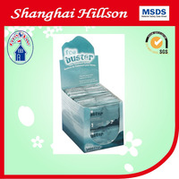 anti-fog car glass wet wipes for cleaning glass