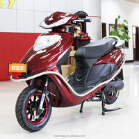 Electrically motorcycle China made electric motor scooter battery power Adult electric autobike